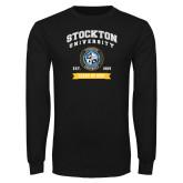 Black Long Sleeve T Shirt-Class of 2021