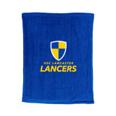 Royal Rally Towel-Primary Logo