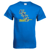 Royal T Shirt-USCL Lancers