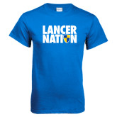 Royal T Shirt-Lancer Nation