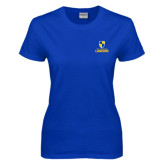 Ladies Royal T-Shirt-Primary Logo