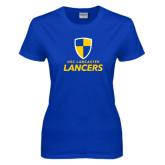 Ladies Royal T-Shirt-Primary Logo