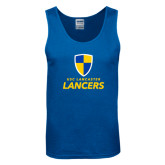 Royal Tank Top-Primary Logo