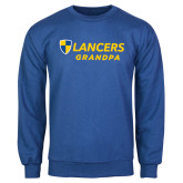 Royal Fleece Crew-Grandpa