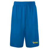 Performance Royal 9 Inch Length Shorts-Shield USCL