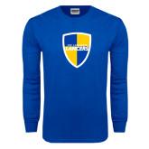 Royal Long Sleeve T Shirt-Shield