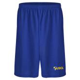 Performance Royal 9 Inch Short w/Pockets-Shield USCL