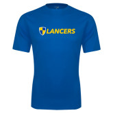 Syntrel Performance Royal Tee-Shield Lancers