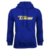 Royal Fleece Hood-USC Lancaster Lancers