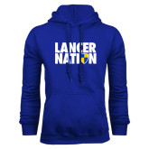 Royal Fleece Hood-Lancer Nation