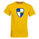 Gold T Shirt-Shield