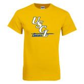 Gold T Shirt-USCL Lancers
