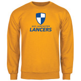 Gold Fleece Crew-Primary Logo
