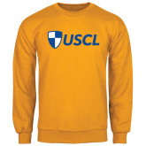 Gold Fleece Crew-Shield USCL