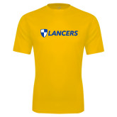 Performance Gold Tee-Shield Lancers