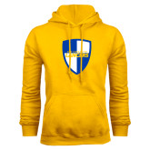 Gold Fleece Hoodie-Shield