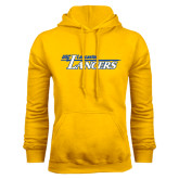 Gold Fleece Hoodie-USC Lancaster Lancers