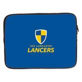 15 inch Neoprene Laptop Sleeve-Primary Logo