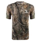 Realtree Camo T Shirt-Primary Logo