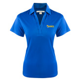 Ladies Royal Performance Fine Jacquard Polo-Shield USCL