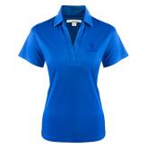 Ladies Royal Performance Fine Jacquard Polo-Primary Logo