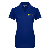 Ladies Royal Dry Zone Grid Polo-Shield USCL