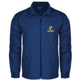 Full Zip Royal Wind Jacket-Primary Logo