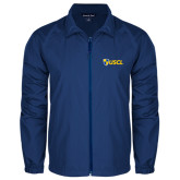 Full Zip Royal Wind Jacket-Shield USCL