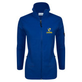 Columbia Ladies Full Zip Royal Fleece Jacket-Primary Logo