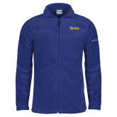 Columbia Full Zip Royal Fleece Jacket-Shield USCL