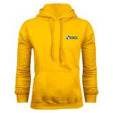 Gold Fleece Hoodie-Shield USCL