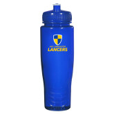 Spectrum Blue Sport Bottle 28oz-Primary Logo