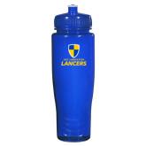 Spectrum Blue Sport Bottle 28oz-Primary Logo