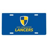 License Plate-Primary Logo