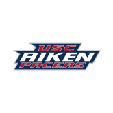 Small Decal-USC Aiken Pacers Stacked, 6 inches wide