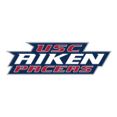 Extra Large Decal-USC Aiken Pacers Stacked, 18 inches wide