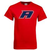Red T Shirt-A