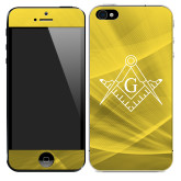 iPhone 5/5s/SE Skin-Square and Compass with G