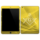 iPad Mini 3/4 Skin-Square and Compass with G