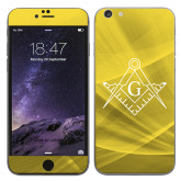 iPhone 6 Plus Skin-Square and Compass with G