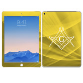 iPad Air 2 Skin-Square and Compass with G