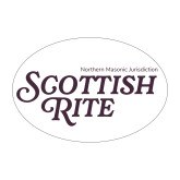 Medium Decal-Scottish Rite