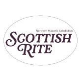 Large Decal-Scottish Rite