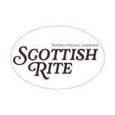 Small Decal-Scottish Rite