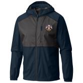 Columbia Flash Forward Navy/Black Wind Jacket-Freemasons
