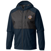 Columbia Flash Forward Navy/Black Wind Jacket-Deus Meumque Jus