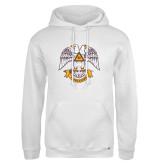 Russell DriPower White Fleece Hoodie-Freemasons