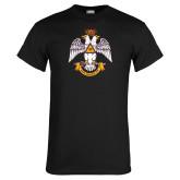 Black T Shirt-Deus Meumque Jus