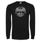 Black Long Sleeve T Shirt-Freemasons