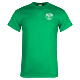 Kelly Green T Shirt-Spes Mea In Deo Est